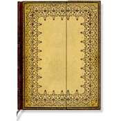 PaperBlanks Embossed Lined Journal -MIDI
