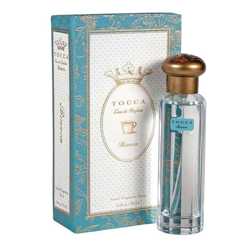 Tocca Bianca Travel Fragrance Spray