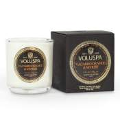 Voluspa Vacarro Orange & Myrhh Boxed Votive in Glass