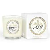 Voluspa Gardenia Colonia Boxed Votive in Glass