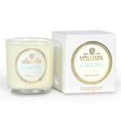 Voluspa Laguna Boxed Votive in Glass