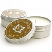 AQUIESSE Timber Soy 20 Hr Travel Tin Candle