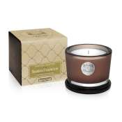 AQUIESSE Bamboo Teakwood 45 Hr SM Soy Candle
