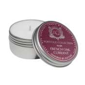AQUIESSE French Oak Currant (Rioja) Soy 20 Hr Travel Tin Candle