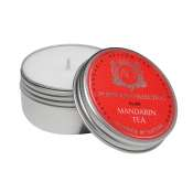 AQUIESSE Mandarin Tea Soy 20 Hr Travel Tin Candle