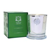 Aquiesse Monterey Pine Holiday Soy Candle-Silver