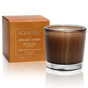 Aquiesse Golden Amber Boxed Votive
