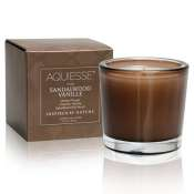 Aquiesse Sandalwood Vanille Boxed Votive
