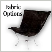 Puff Chair Fabric Options