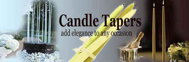 Creative Candles Candle Tapers