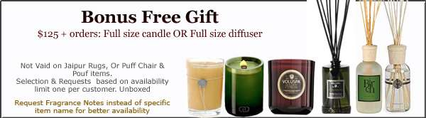 Free Candle or Diffuser