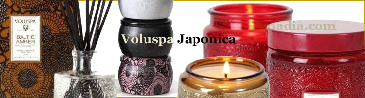 Voluspa Japonica Candles