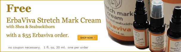 Free ErbaViva Stretch Mark Cream