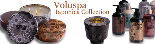 Voluspa japonica travel Candles