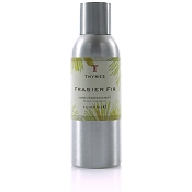 Thymes Frasier Fir Home Fragrance Mist-Silver Canister