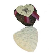 Gianna Rose Heart Soap in Gold Tissue