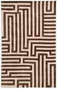 Jaipur Rugs Labyrinth in Beige-Brown