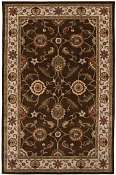 Jaipur Rugs Maia in Cocoa Brown-Dark Ivory