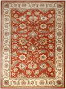 Jaipur Rugs Selene in Red Oxide-Sand