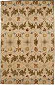 Jaipur Rugs Liam in Soft Gold-Wheat
