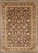 Jaipur Rugs Gascony in Dark Brown-Mushroom