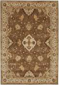 Jaipur Rugs Miramas in Medium Brown-Silver