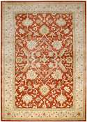 Jaipur Rugs Giverny in Rust-Soft Gold