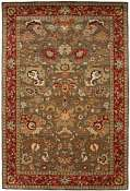 Jaipur Rugs Camaret in Gray Brown-Soft Coral