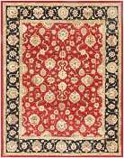 Jaipur Rugs Bayonne in Red-Ebony