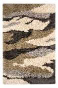 Jaipur Rugs Bliss in Straw-Charcoal Slate