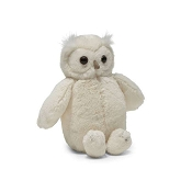 Jellycat Woodland Babe Owl Cream Small