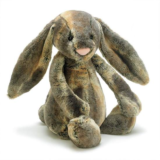 Jellycat Woodland Babe Cottontail Bunny Medium