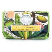 Michel Design Wrapped Soap-Olive Oil