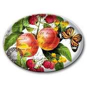 Michel Design Soap-Candy Dish-Peach Raspberry