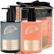 MOR Neroli Clementine Duet Wash & Lotion