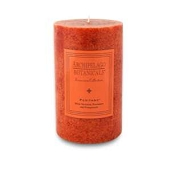 Archipelago Excursion 2 x 3 pillar candle-Positano