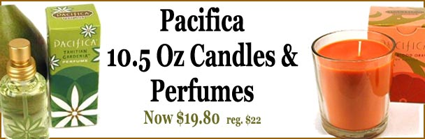 Pacifica Candles Sale