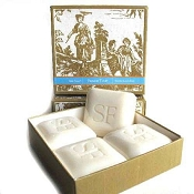 Seda France French Tulip Soap set