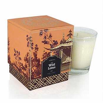 Seda france wild lotus jardin candle for Jardin francais jewelry