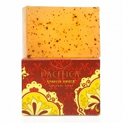 Pacifica Spanish Amber Soap