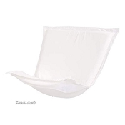 CTC puff chair replacement cover with cushion-Starboard Natural-Patio
