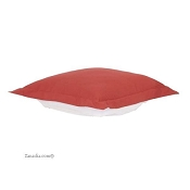 CTC puff ottoman replacement cover with cushion-Starboard Punch-Patio