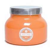 Capri Blue Volcano No 6 Jar Candle-Orange