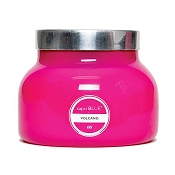 Capri Blue Volcano No 6 Pink Jar Candle