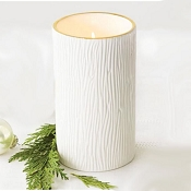 Thymes Frasier Fir Tall Ceramic Candle