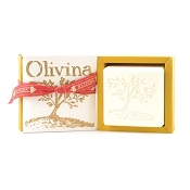 Olivina Meyer Lemon Bath Soap Bar-8 oz