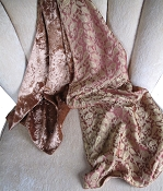 Viscose & Crushed Velvet Scarf