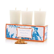 Seda France Set of Three Votives-French Tulip