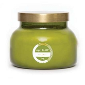 Capri Blue Volcano No 6 Green Jar Candle