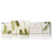 Thymes Frasier Fir Two-Candle Set